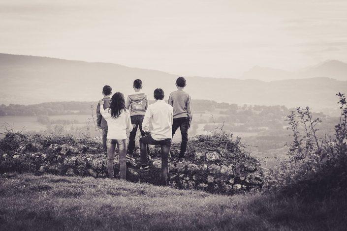 Photographe portrait famille - Haute-Savoie et Genève