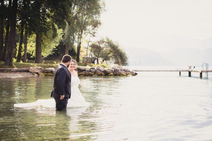 mariage - trash the dress - haute-savoie et genève