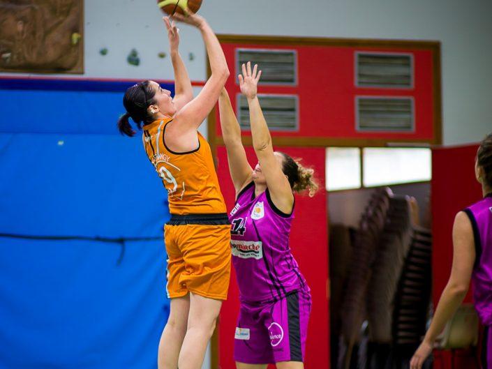 Basket Frangy contre Basket Drôme