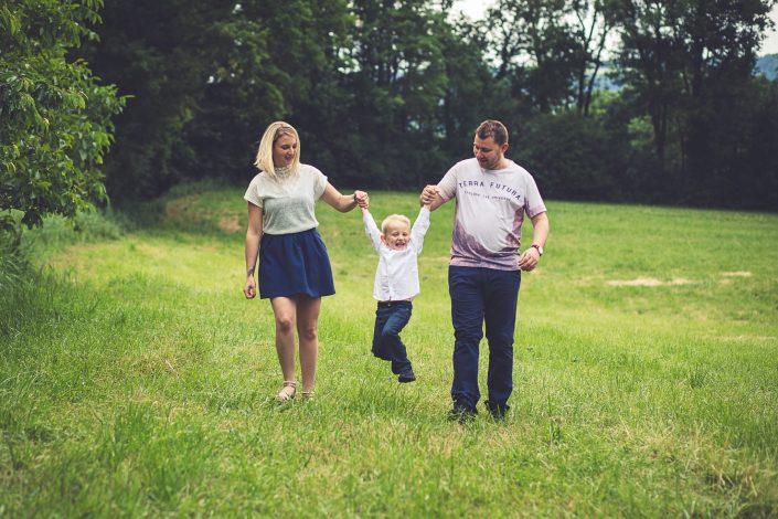 Séance photo enfant et famille