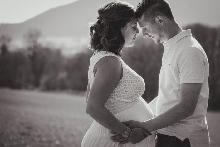 Photographe de grossesse et naissance - Haute-Savoie et Genève