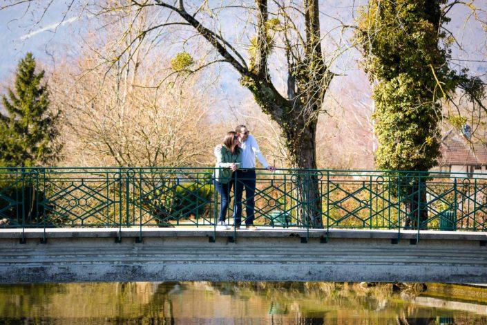mariage - séance d'engagement - Haute-savoie et Genève