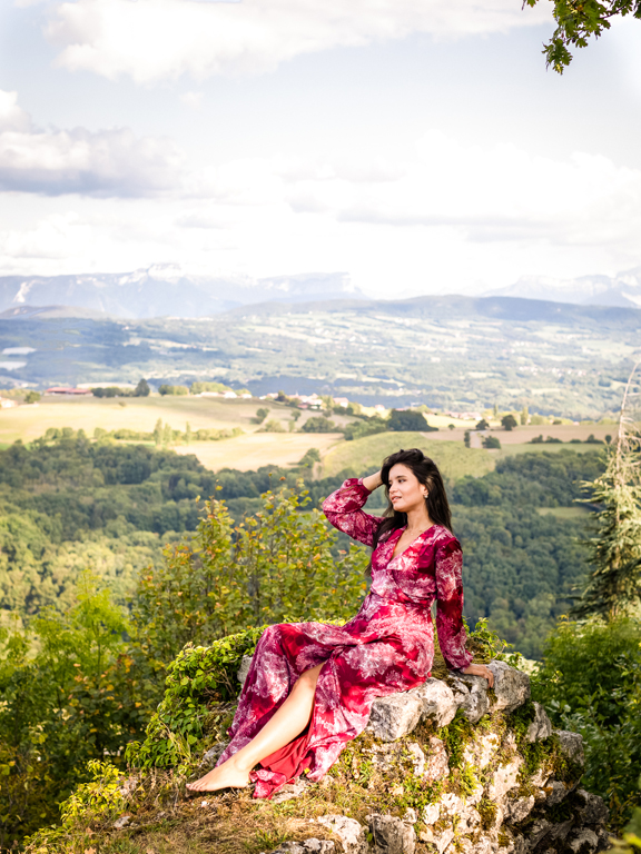 Photographe portrait - Haute-Savoie - Genève - Portrait Solo