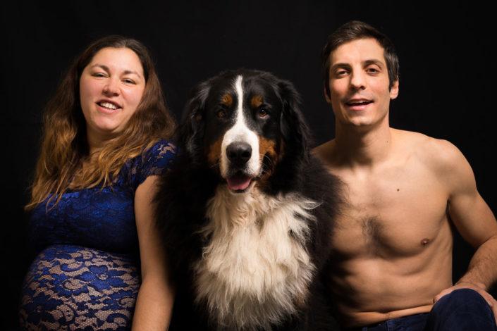 Photographe de grossesse - La caz à photo - Haute-Savoie