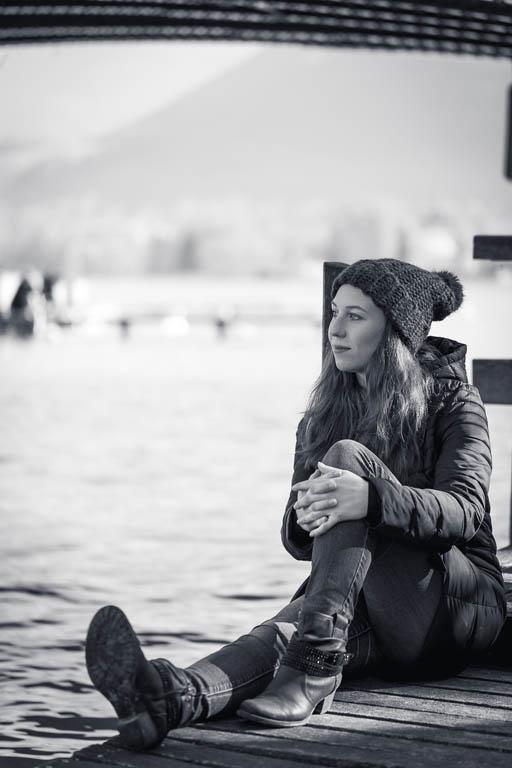 Séance Solo Photographe de portrait - Annecy Haute-Savoie - La caz à photo