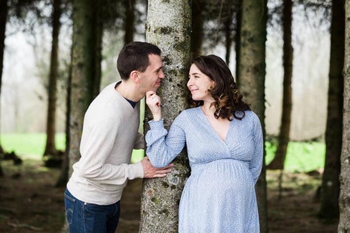 Séance engagement - Mariage - La caz à photo - Haute-savoie