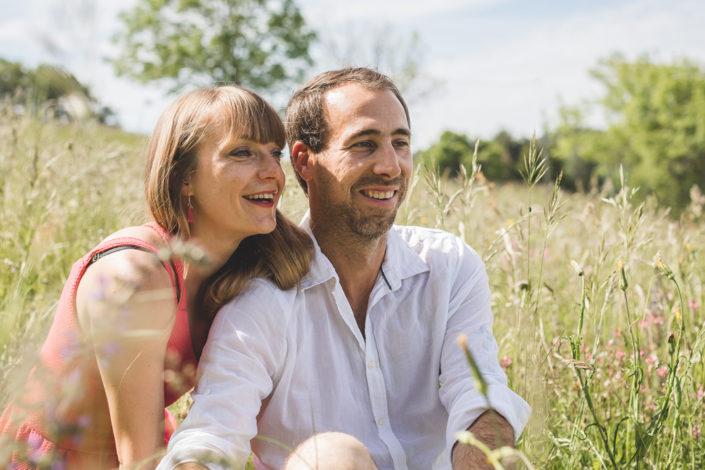 Photographe de mariage - séance engagement - Haute-savoie