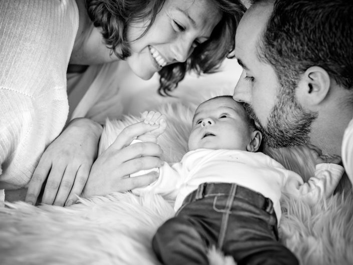 Photographe naissance - Haute-Savoie 74 et Genève - Lifestyle