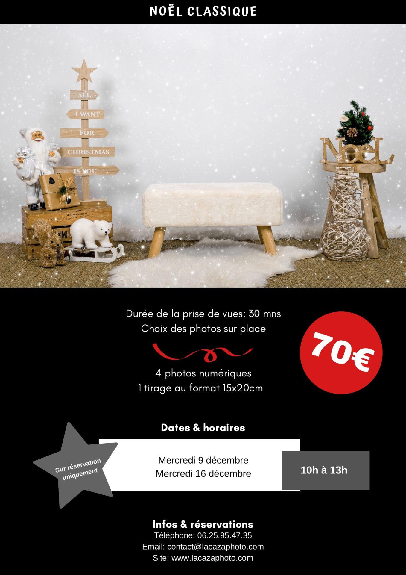 Mini séance Noël - Minzier - Annecy - Genève - Haute-Savoie