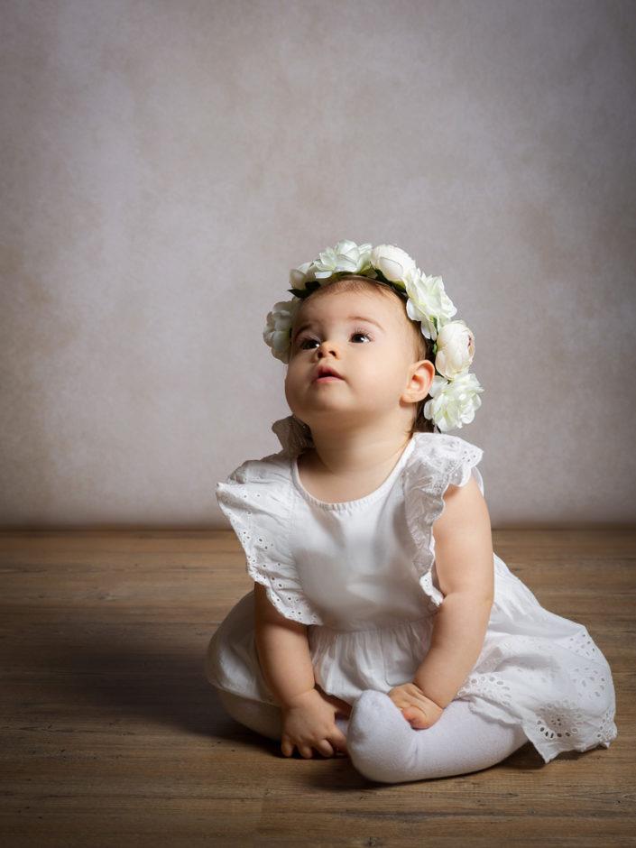 Photographe de portrait - enfant et bébé - Haute-Savoie - La caz à photo