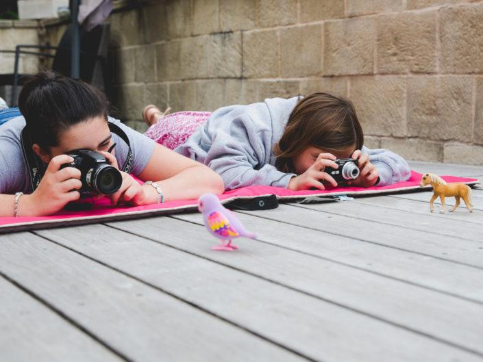 Ateliers cours photos enfant Minzier - Haute-savoie - La caz à photo